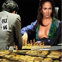 Zoals bekend staan schakers niet als de best geklede mensen te boek.