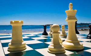 Chess-on-Willows-Beach