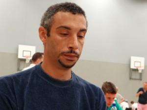Frans tijdens het SPA 2013