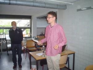 SGS-wedstrijdleider Colijn Wakkee