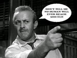 Sc?ne uit 12 Angry Man (1957)