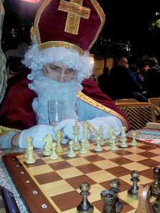 sint-schaakt