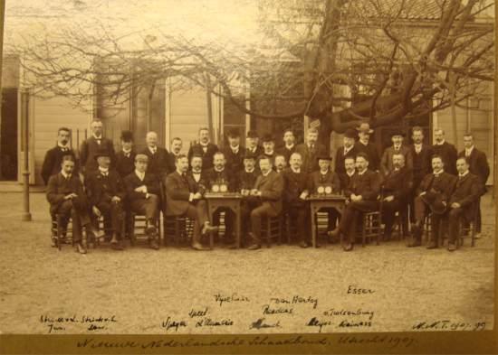 NieuweNederlandscheSchaakbond1907