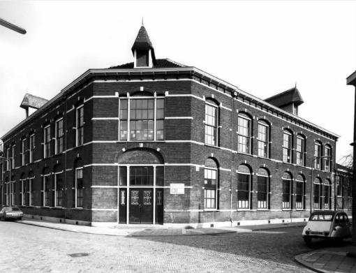De Regenboogschool in 1988. Bron: Utrechts Archief