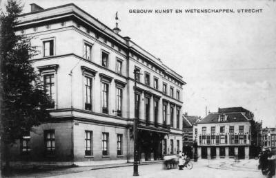 gebouwkunstenwetenschappen1905