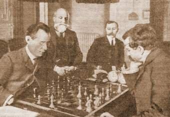 janowskilasker1909