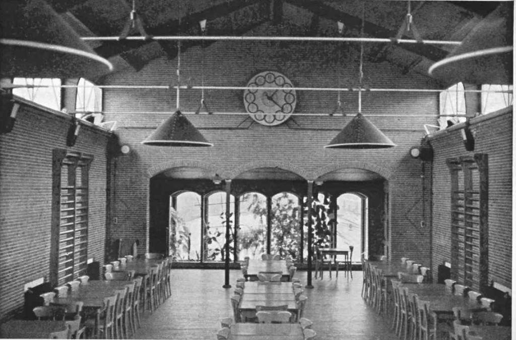 De bovenzaal waar Oud Zuylen speelde.