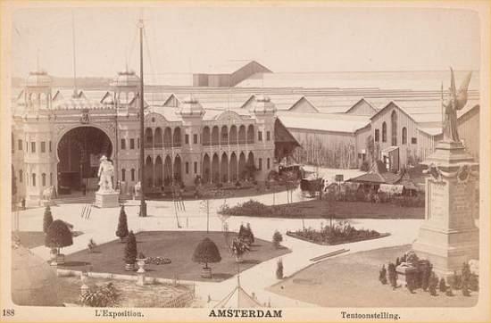 wereldtentoonstelling amsterdam 1883