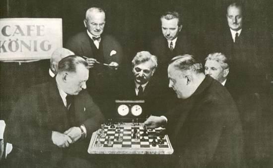 alekhine bogoljubow 1929