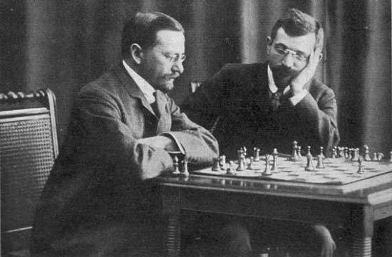 tarrasch_lasker wk 1908