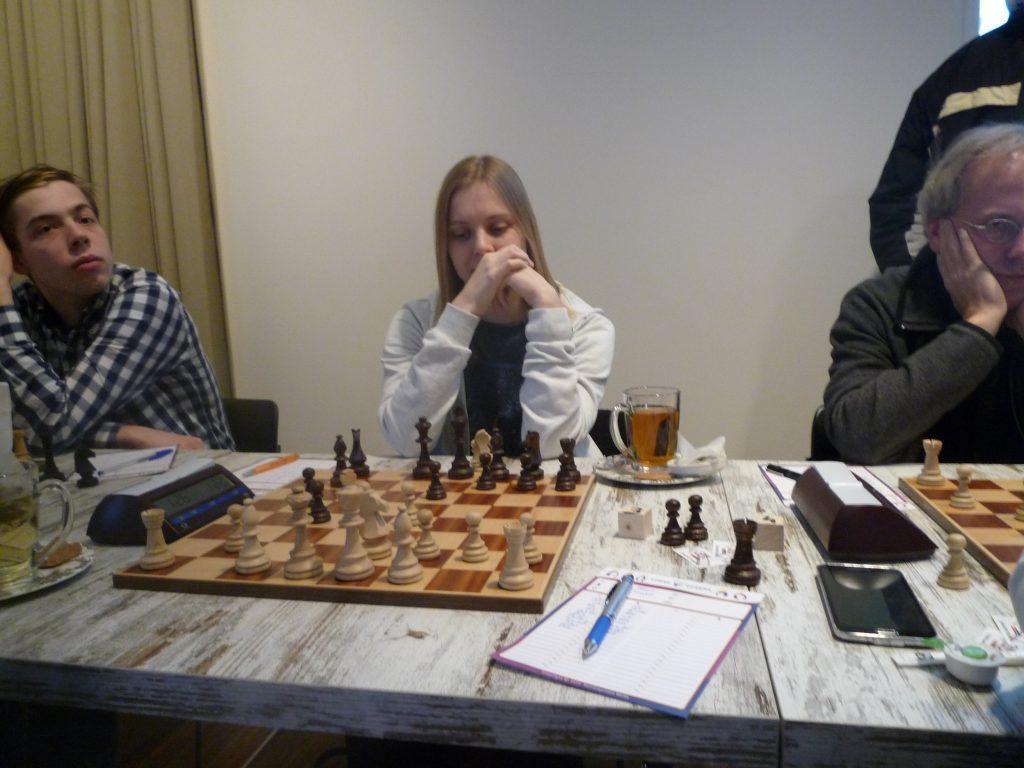 IM Stefan Beukema, Anne Haast en Herman Grooten
