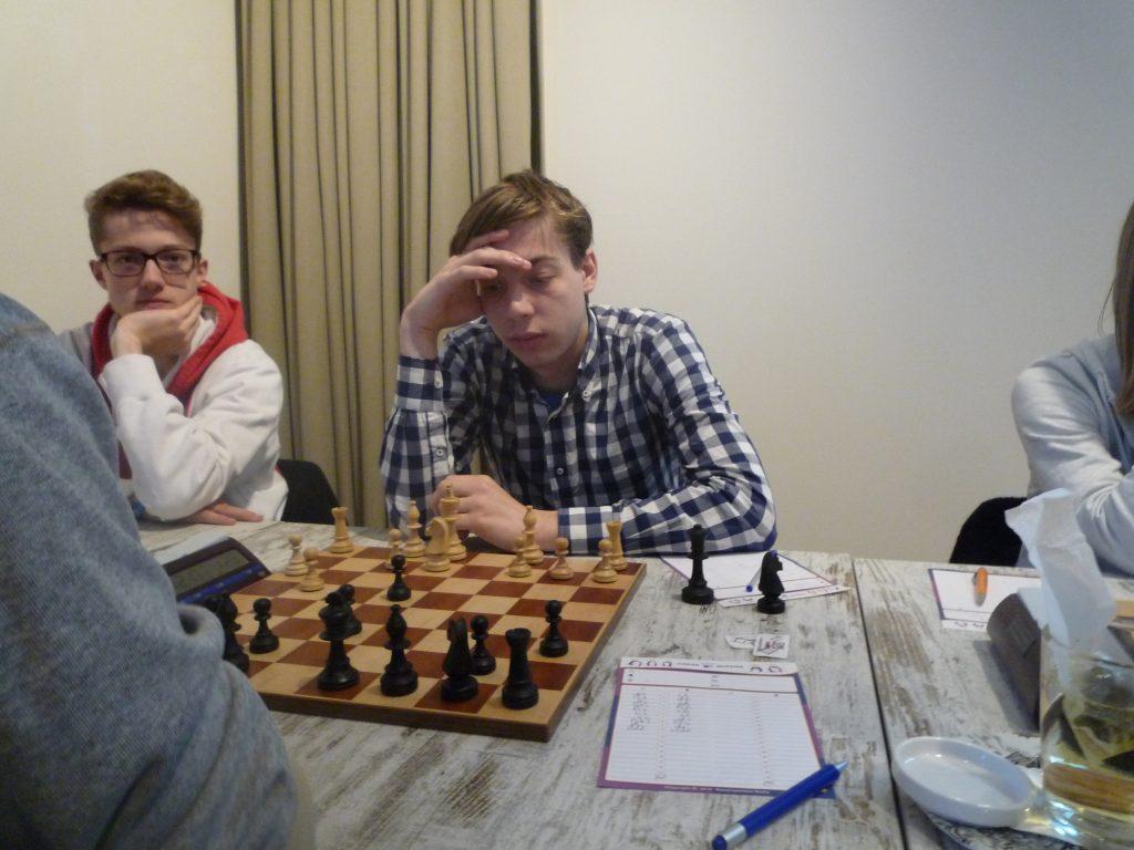 Lars Vereggen en Stefan Beukema